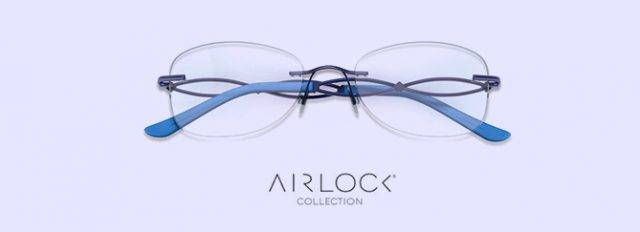 Airlock Frames - Eye Doctor - Milpitas, CA