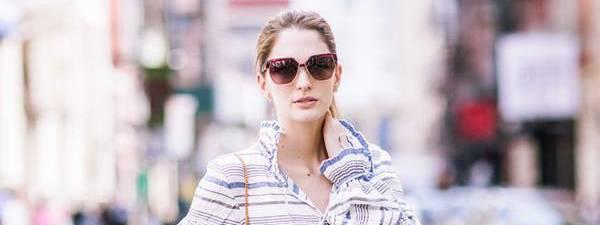 Eye doctor, woman wearing Chloé sunglasses in Chula Vista, CA