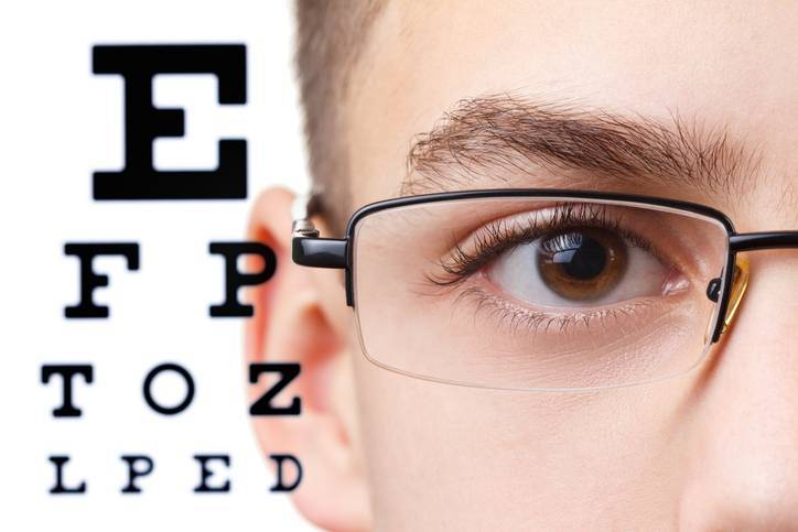 child eye exam Ripley ON