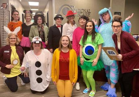 regional staff more halloween - Optometrist - O'Fallon, MO