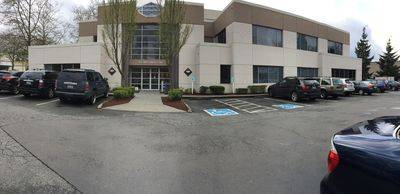 eye clinic building in Mill Creek, Near Bothell & Woodinville, WA, 98012