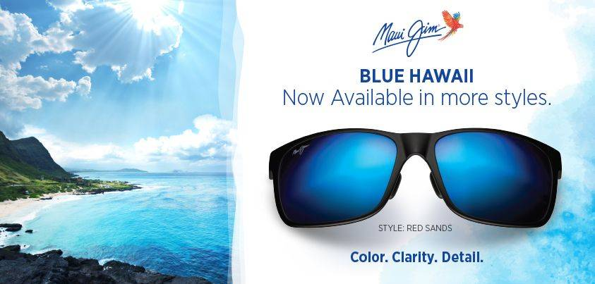 Certified Maui Jim Sunglass Center in Mill Creek, WA