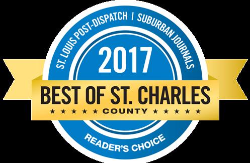Best of St Charles 2017 logo