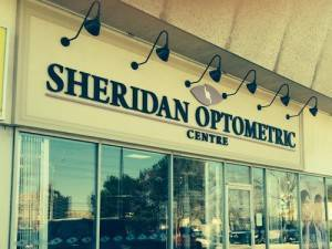Mississauga Ontario eye doctor Sheridan Optometric Center