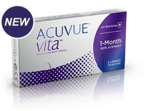 Acuvue Vita Contact Lenses