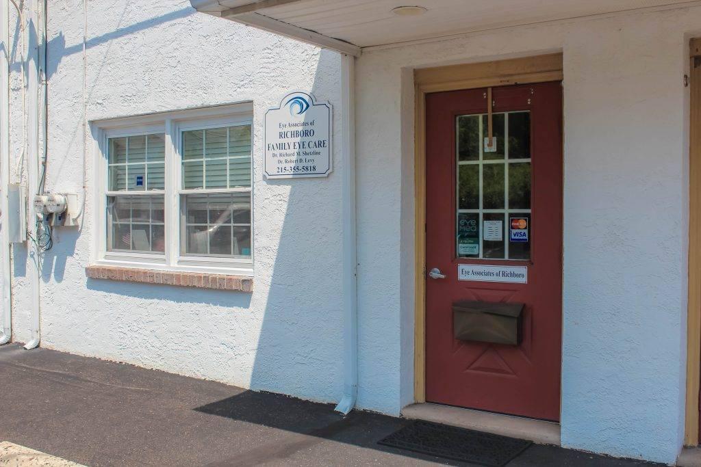 Exterior Eye Associates of Richboro Family Eyecare in Richboro, PA