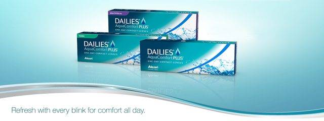 DAILIES® AquaComfort Plus® in Cincinnati, OH