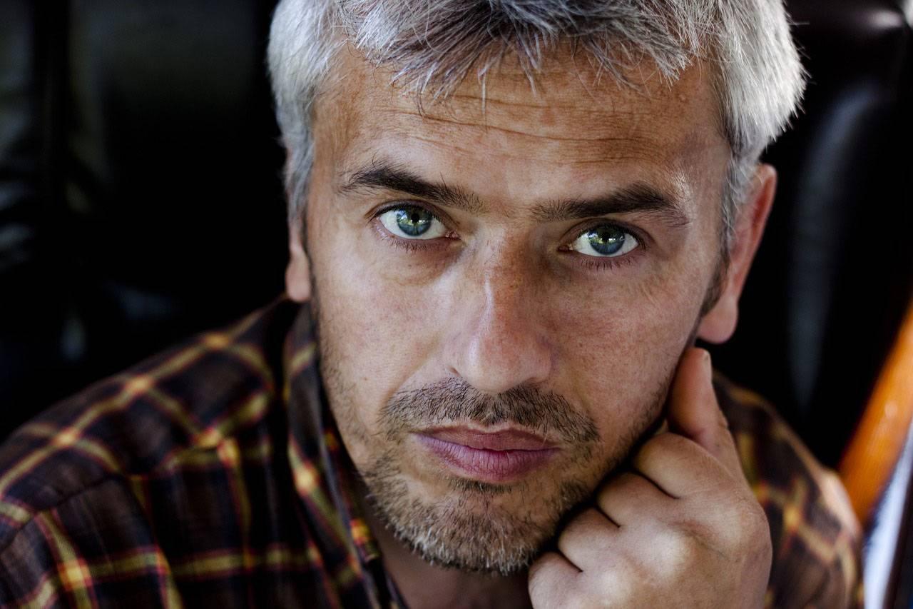portrait older man