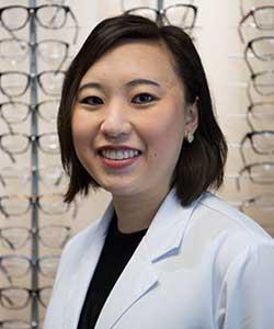 Dr. Allison Moy of Clearvue Vision in Kent