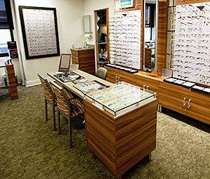 our NYC eyewear boutique