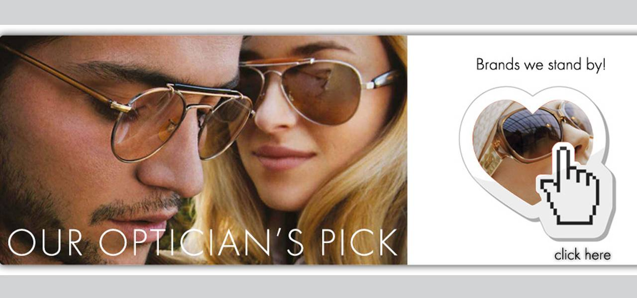Our Opticians Pick