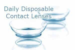 Daily Disposable Contact Lenses in Greensboro, NC
