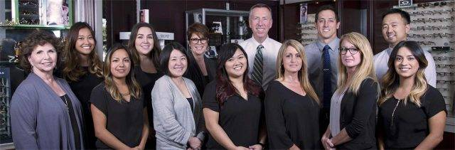 Pacific Eye Care Professional Staff in Huntington Beach, CA
