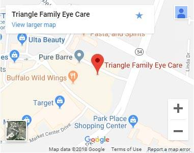 Triangle Family Eye Care Google Map