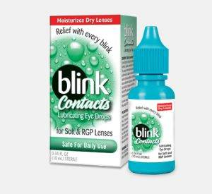 Eye Doctor, Blink Contacts Lubricating Eye Drops in Bardstown, KY.