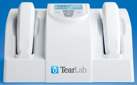 TearLab machine at Greensburg, PA