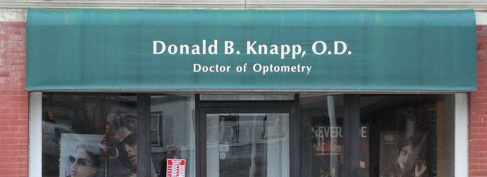 Dr. Donald Knapp