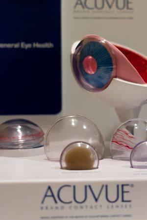 contact lenses Battle Creek. MI