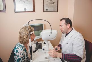 eye exam ventura, CA
