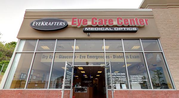 EyeKrafters Outside